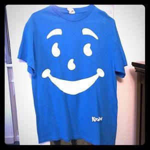 Blue Kool-aid T-Shirt, NWOT.